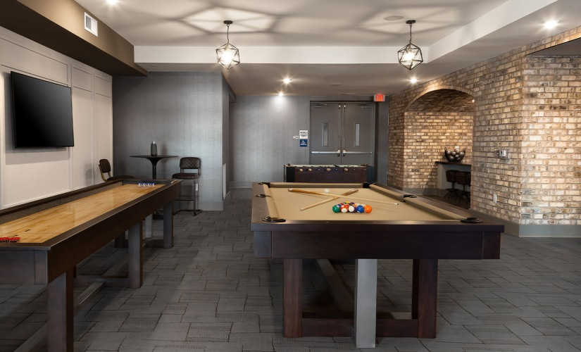 Clubhouse/Game Room